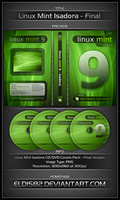 Linux Mint Isadora - Final by EldiS82