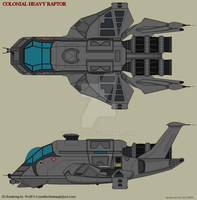 Heavy Raptor MRSC by Wolff60
