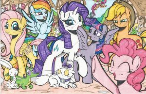 BABScon exclusive print by PonyGoddess