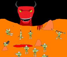 Doom: Lowest Pit of Heck by Starmansurfer