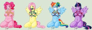 Equastria Girls by IkymDLS