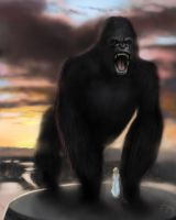 King Kong by gavwoodhouse
