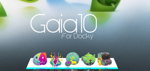 Gaia10 for Docky by Gomeriffic