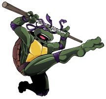 TMNT Donatello by Epoole88