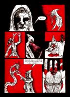Sample Comic Book Page by Nino666