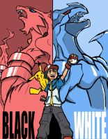 Who Will You Choose? Black or White by Dream-Piper