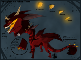 :Transylvanian Poison-Thorn: by ZillionLivesOn