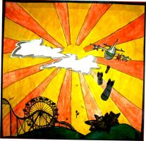 A Beautiful Day For... War? by Praw