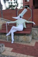 Excalibur cosplay by becatron