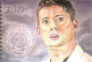 dean winchester by 05emort123