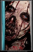 MORTH mier MAKE UP FX by LAUTREAMONTS