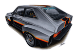 VW Scirocco Super Street by vsdesign69