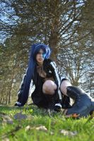 Black Rock Shooter 3 by shelle-chii