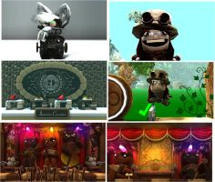 Trickys Lbp2 Screenies - Tricky Is Goin Places by tricksterwolf13