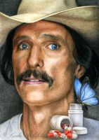 The Dallas buyers club by slightlymadart
