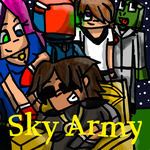 Sky Army!! by Starflare534