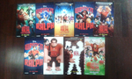 Wreck-It Ralph Postcard (Thai) by Baitong9194