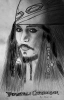 Jack Sparrow by Maarel