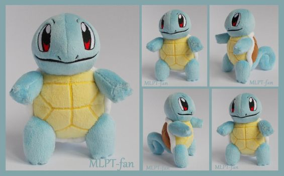 Squirtle! Squirtle! by calusariAC