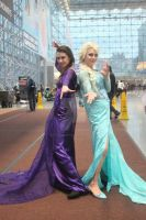 Comic Con NYC 2014 by LadyoftheGeneral