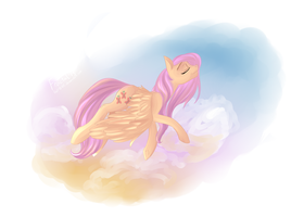 Morning flight by Lanternae