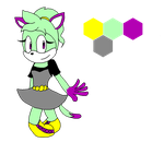 Sonic adopt #8 by triplet99c