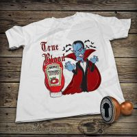 Funny T-shirt - True Blood by DiegoArragon