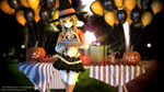 Gumi Birthday Present :Comision for Mysticspirits: by Machiavello