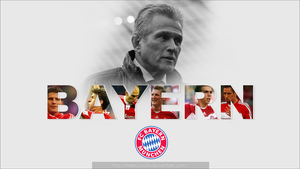 FC Bayern Munchen WALLPAPER by MarciusLM