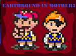 Earthbound In Mother 3 by chiny369