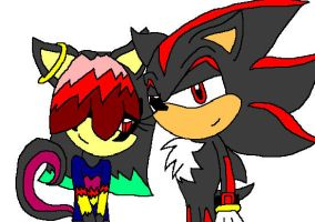 Anda X Shadow: Best Friends Forever by ScourgeXNazo2