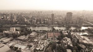 Cairo Overview by PortraitOfaLife