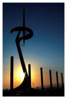 Montjuic Communications Tower3 by eisberg