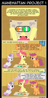 Manehattan Project 1 by mandydax
