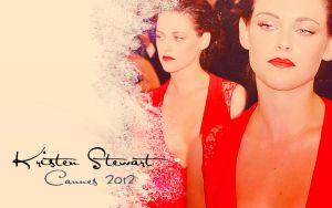 Wallpaper Kristen Stewart by helenmariemccarty