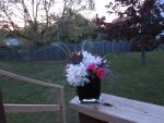 Second Mini Flower Arrangement by RissyBrad