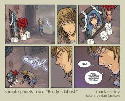 "Sample ""Brody"" Sequence by markcrilley"