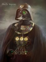 Darth Vapour by cylonka