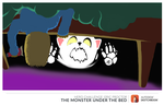 The Monster Under the Bed - 'Where are you Teddy?' by Oblivexx