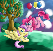 Don't worry flutters, you can do it! by J151