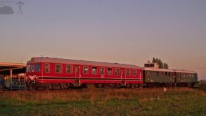 Special train bw Gyor and Nyul by morpheus880223