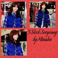 Stock Sooyoung by MinaIm