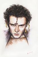Adam Ant for Meg from psychojello :) by SanFerryAnne