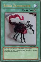 Royal Facehugger by Nobodylord