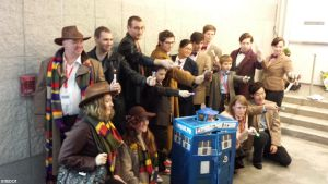 Doctor Whoooo.....the...how many are there!? by Kitedot