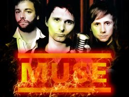 MUSE Wallpaper by angryannoyance