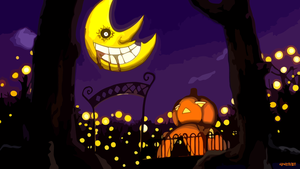 Soul Eater - This Is Halloween by elclon