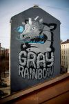 GRAY RAINBOW by The-Kiwie