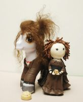 Mrs. Lovett's Pony by TimBurtonFan11