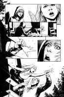 Orphan Black: Helsinki #1 page 2 by FlowComa